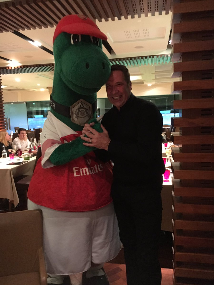 Great result #COYG #gunnersaurus