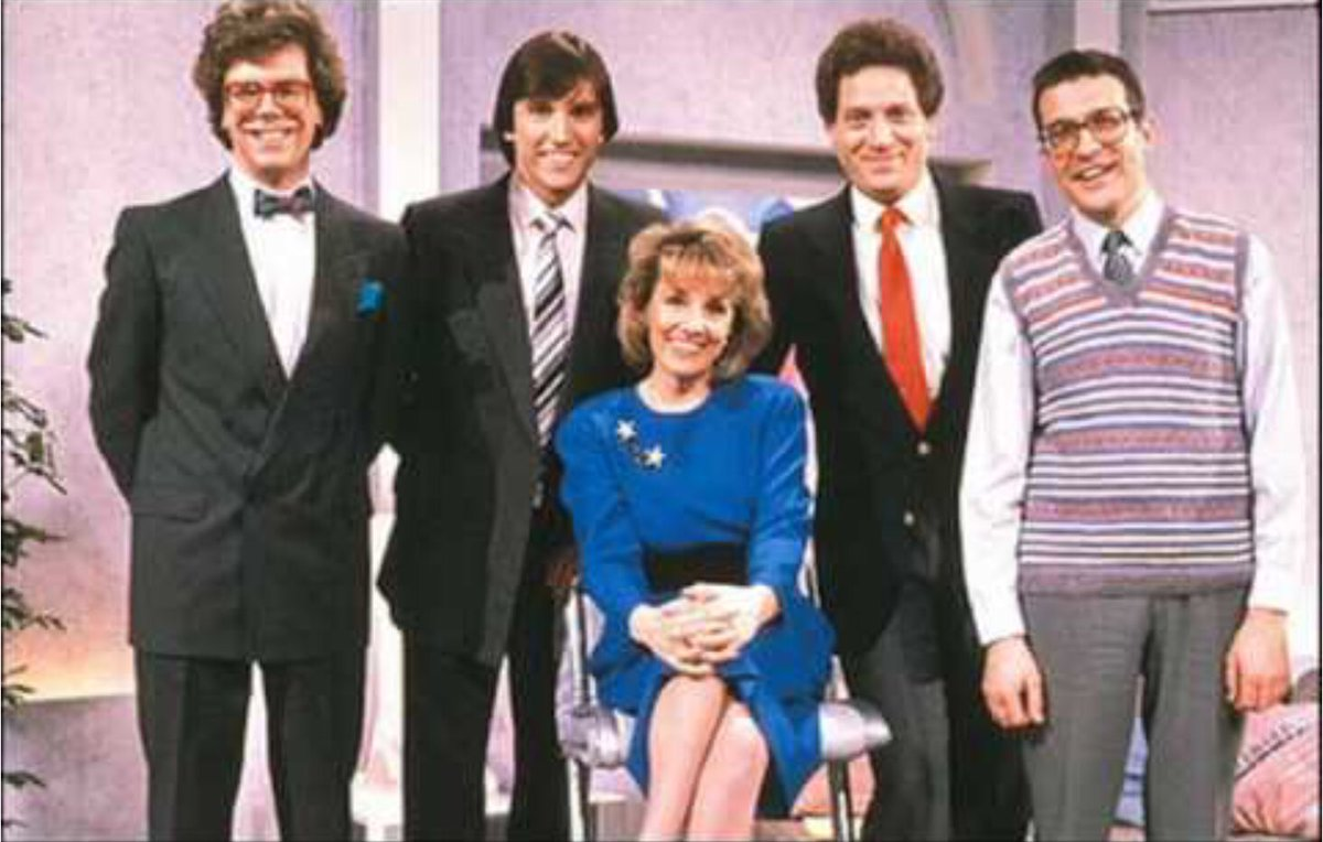 That's Life! was a magazine style television programme which ran from 1973-1994 on BBC1   Presented by Esther Rantzen for the entire run with various changes of co-presenters   Was this part of your weekend viewing?