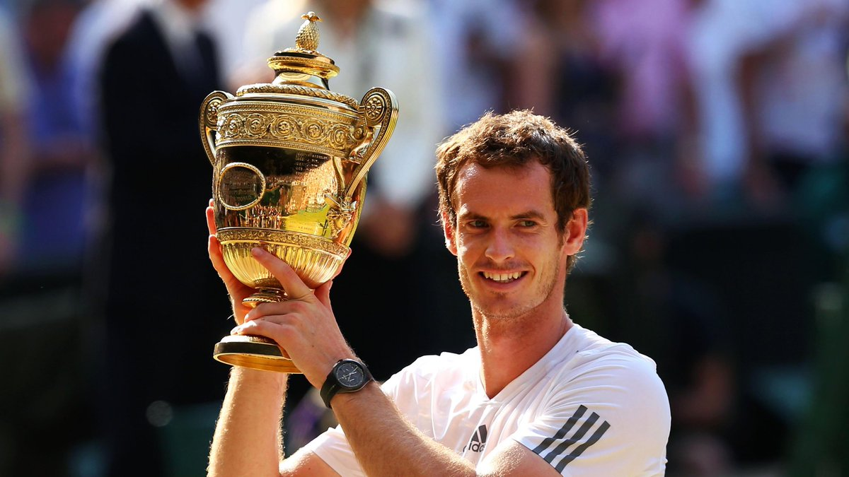 Andy Murray <br>http://pic.twitter.com/KY2QSZY2MF