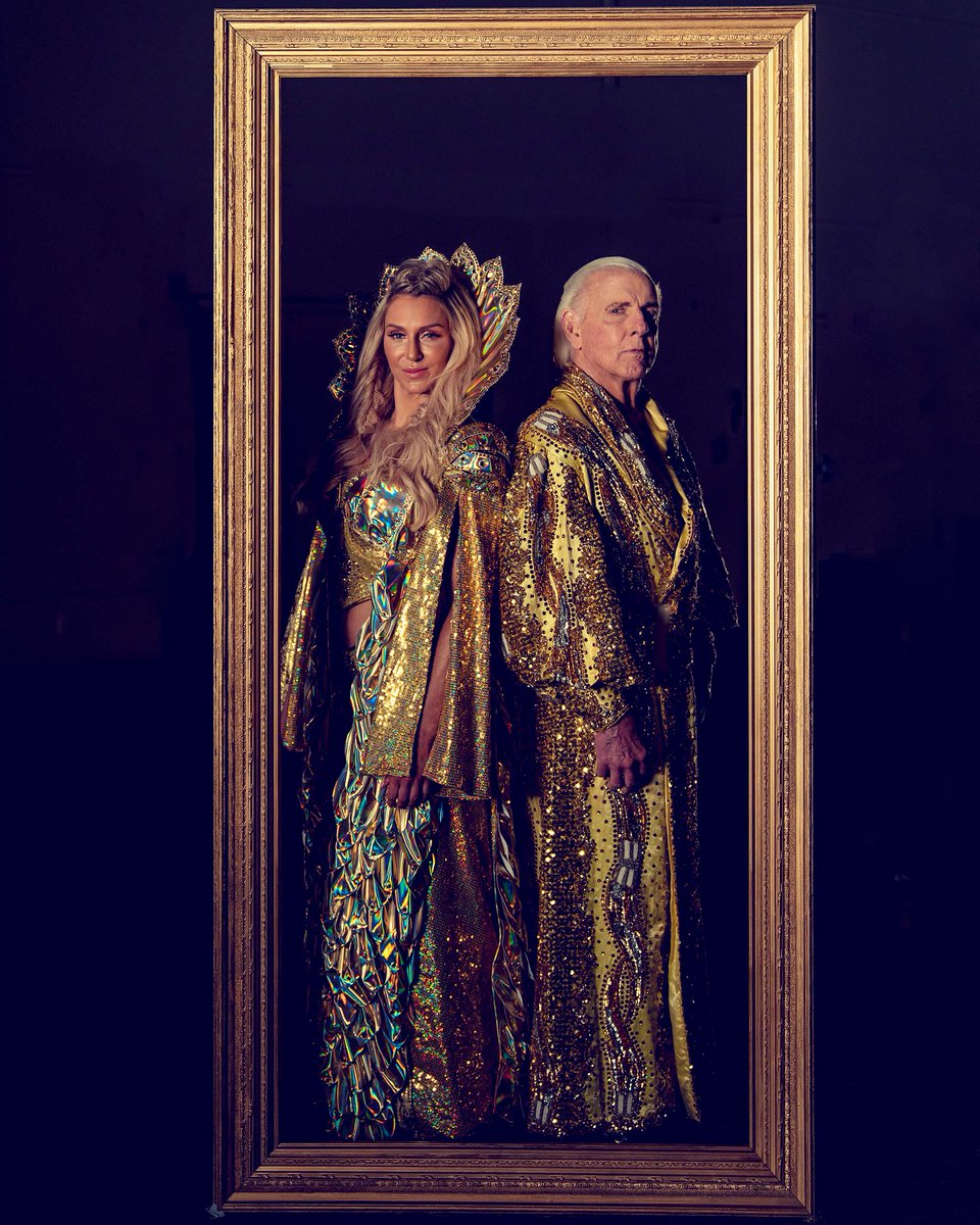DID YOU KNOW: Charlotte Flair has ALREADY had more MATCHES in WWE than her father, the legendary Ric Flair.  WORKHORSE   #WWE<br>http://pic.twitter.com/TzdHc6uaQB