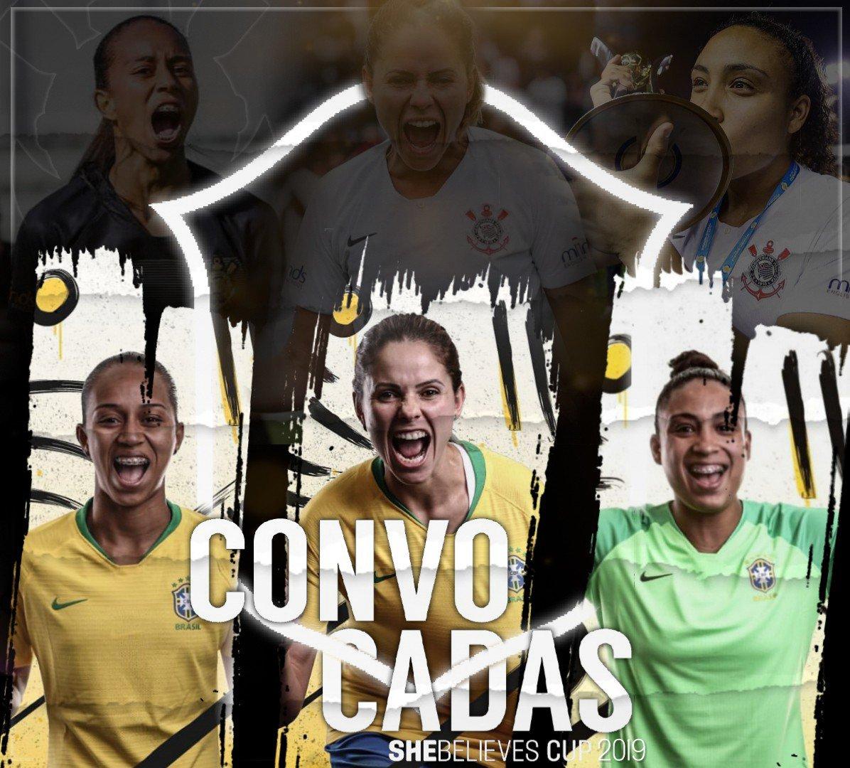 Portal Corinthians Futebol Feminino's photo on Corinthians
