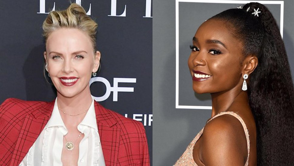 """Charlize Theron and KiKi Layne will star in """"The Old Guard,"""" a new film based on a comic book series about a covert group of immortal mercenaries who must fight to keep their team together when their extraordinary abilities are exposed."""
