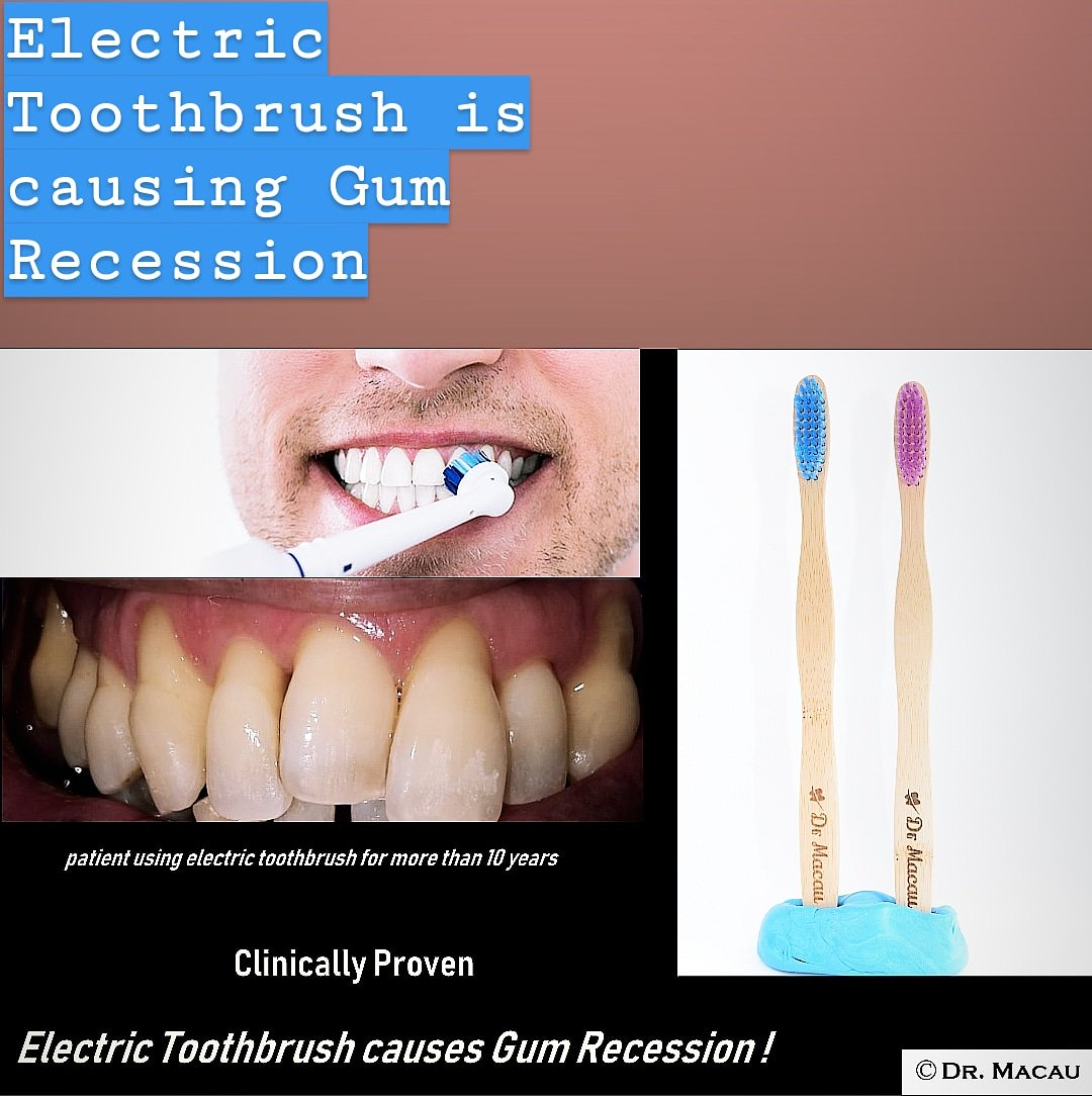 electric toothbrushes hashtag on Twitter