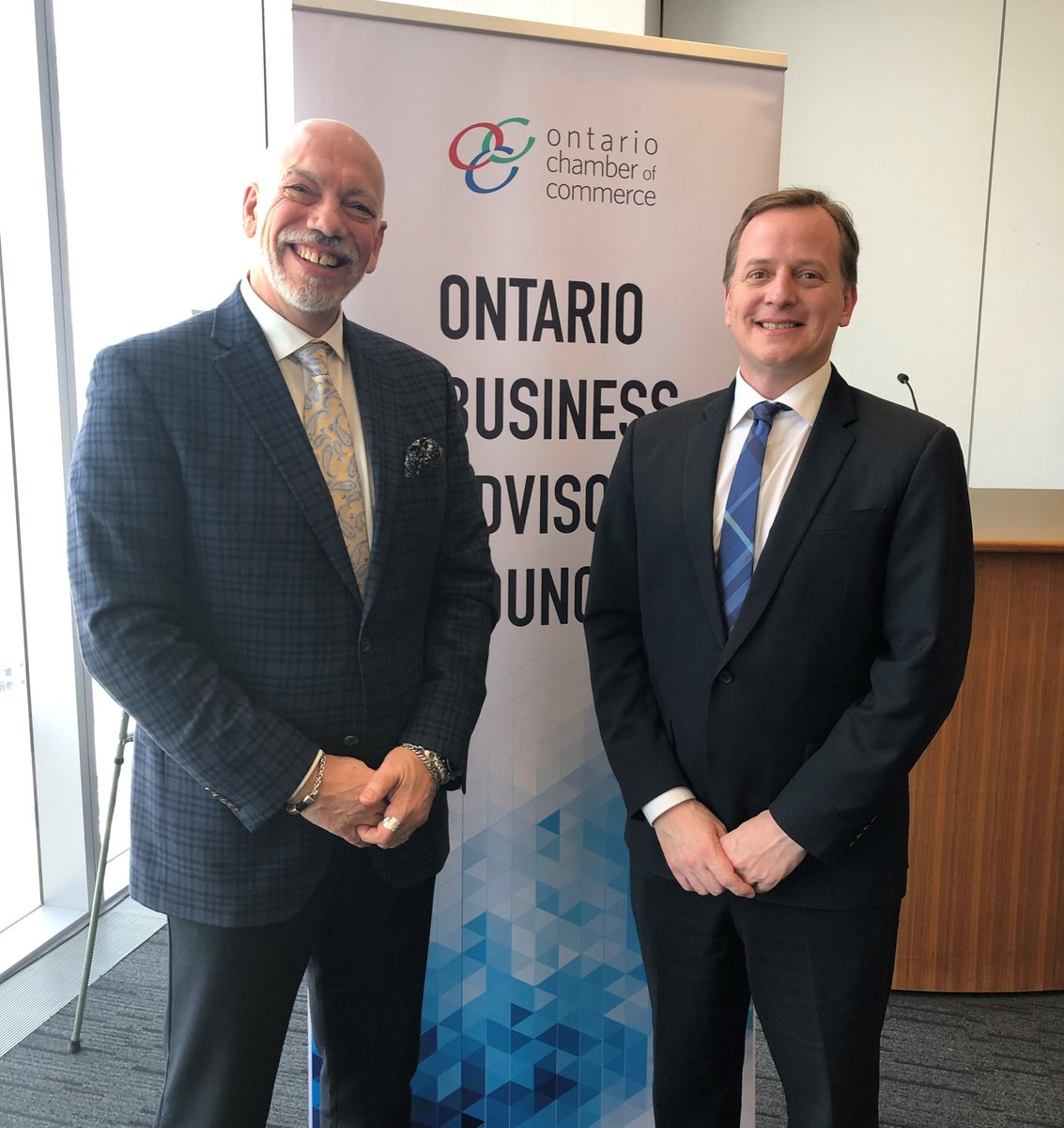 test Twitter Media - Awesome round table today w/ Minister @JeffYurekMPP discussing how we can build more housing alongside Ontario's transit hubs. #OREA is a big supporter of the Minister's drive to partner w/ the private sector to build more transit & homes. Thx to @OntarioCofC for hosting! #onpoli https://t.co/f2hGt4pNo1