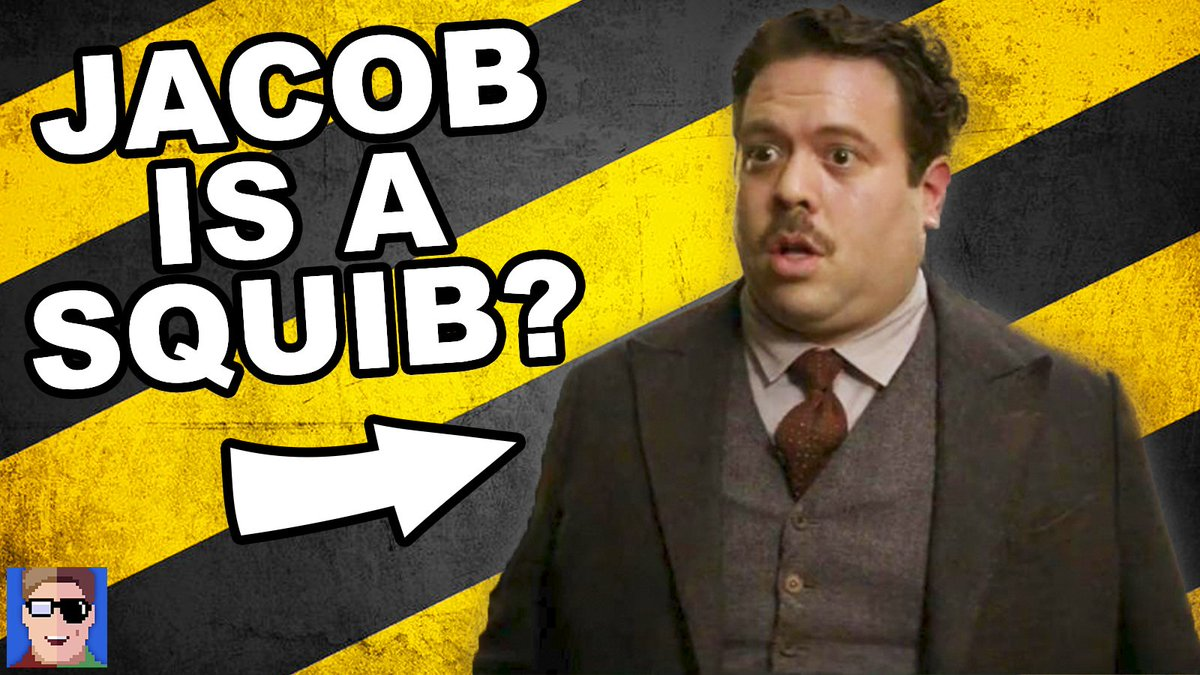 New Video! Is Jacob A Squib? | Fantastic Beasts Theory  https:// youtu.be/UoPtBk16o6o  &nbsp;   #FantasticBeasts2 #WandsReady @Pottermore <br>http://pic.twitter.com/MeEcTrkxtT