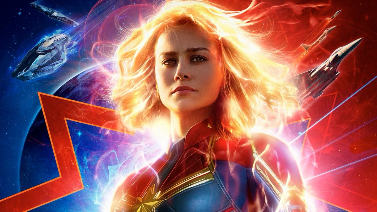 Ticket pre-sales for 'Captain Marvel' are beating several other superhero blockbusters https://t.co/W5os9FHv6G