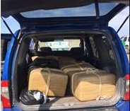 #BorderPatrol agents in #RGV continue to sieze narcotics at immigration checkpoints and between ports of entry. Yesterday, agents seized $1.4M worth of methamphetamine and nearly $600K in marijuana. @CBP #BorderSecurity #USBP #SouthwestBorder #HonorFirst http://bit.ly/2SUdG3S