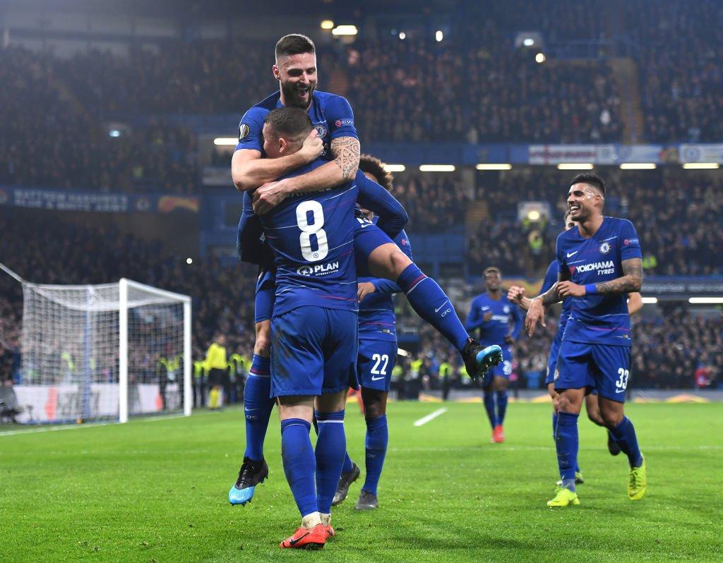 Share - أهداف فوز تشيلسي على مالمو (الدوري الأوروبي)