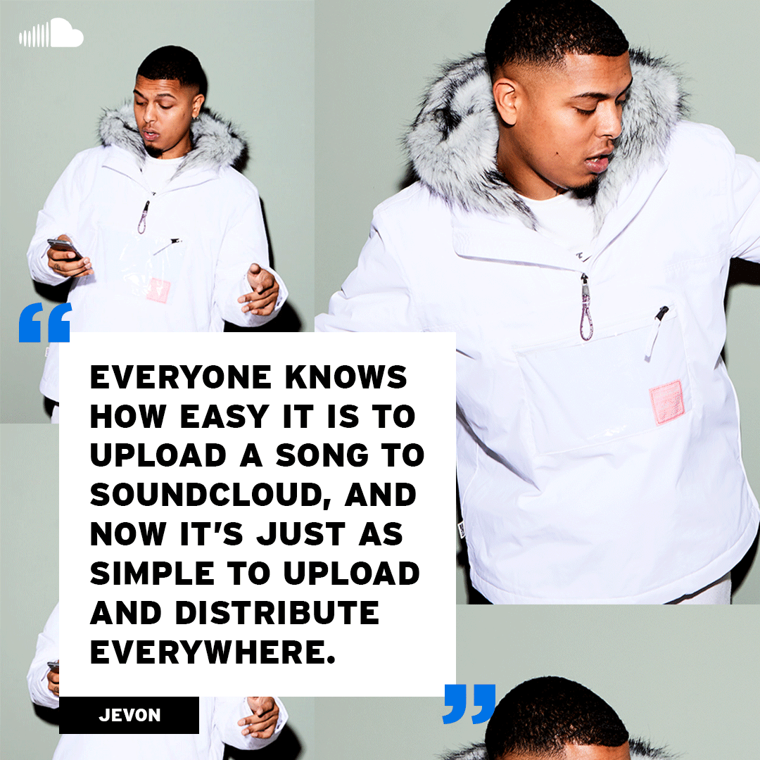 """""""I don't want to distribute my music to all major music services,"""" said no one ever ⚠️ @jevon_official and @ItsMeLeaf are here for it - are you ready to get paid for your music wherever it is played?  http://bit.ly/2V5Lsjb"""