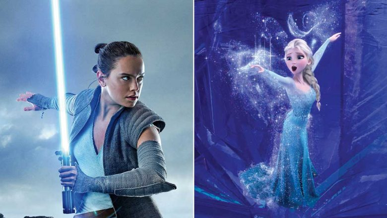 ICYMI: New @StarWars and @DisneyFrozen merch is headed to stores this fall—plus, a pop-up experience is coming to #DowntownDisney and more Disney news you need to know: https://bit.ly/2XjXUh8