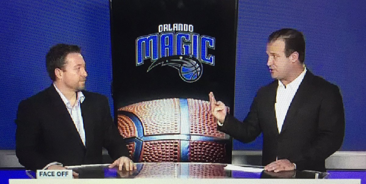 I'll be on @SpecSports360 tonight alongside @MikeTuckSports to break down the final 23-games of the @OrlandoMagic's reg. season. My prediction on the team's final record may surprise you! 10:30, channel @MyNews13. Join us! #PureMagic