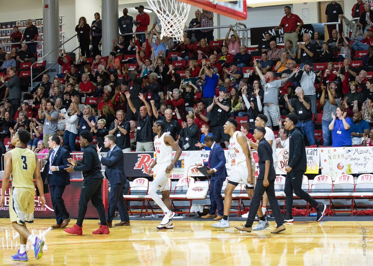 1f81559443 This year we crushed our home attendance record and made Raider Arena one  of the toughest places to play in  NJCAABasketball!pic.twitter .com aLU3m7P6Bd