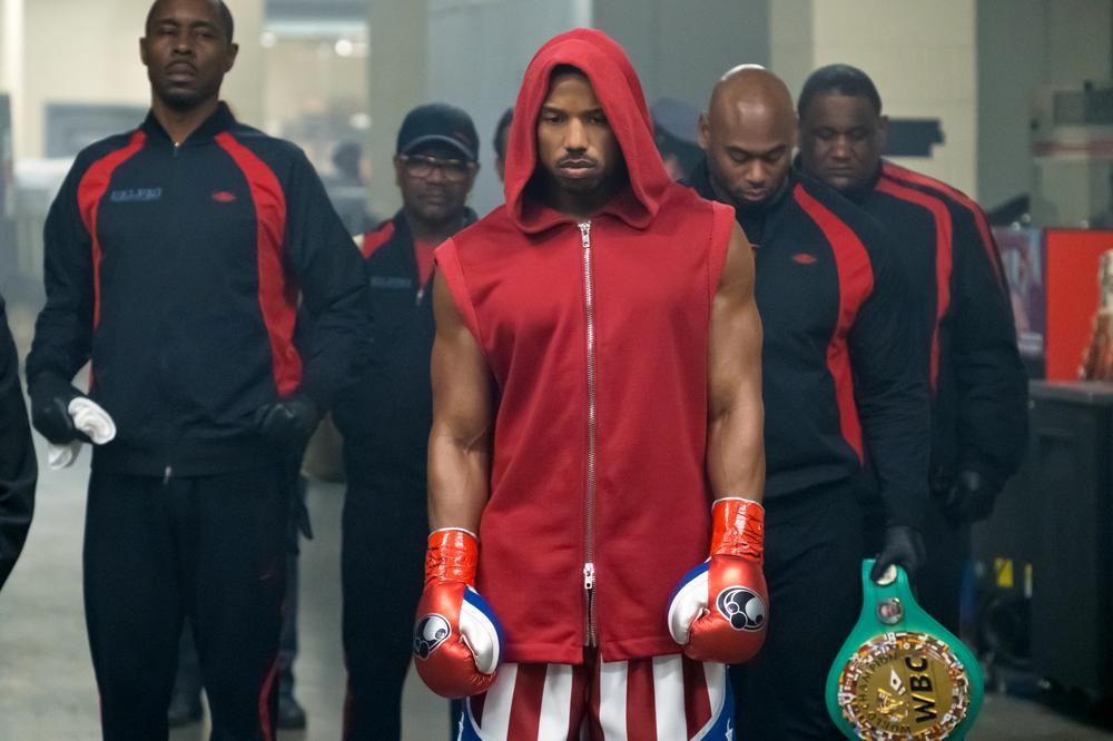#NowWatching Creed II ......'I must break you'