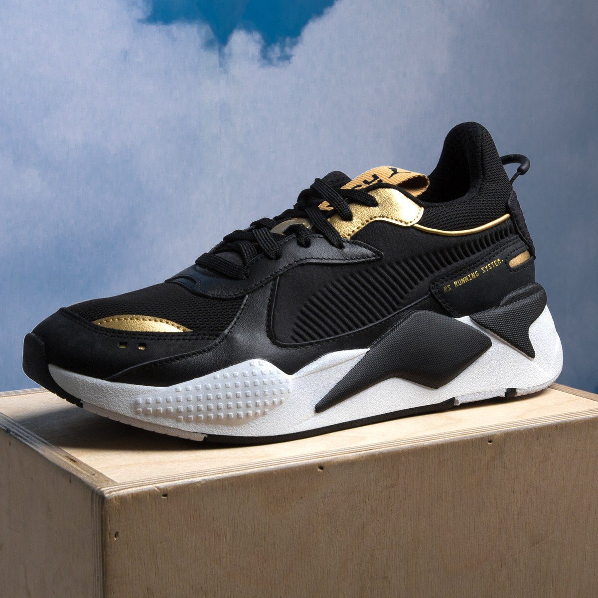 Trophies   PUMA RS-X Now Available Online and In Stores  black  gold  rsx  http   ow.ly JiNp30nzv1U pic.twitter.com 35phg9T0X5 739dddd1a