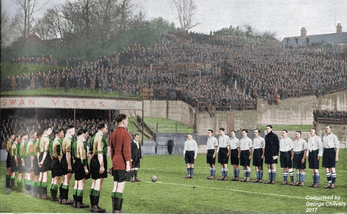 OldFootballPhotos's photo on Corinthians