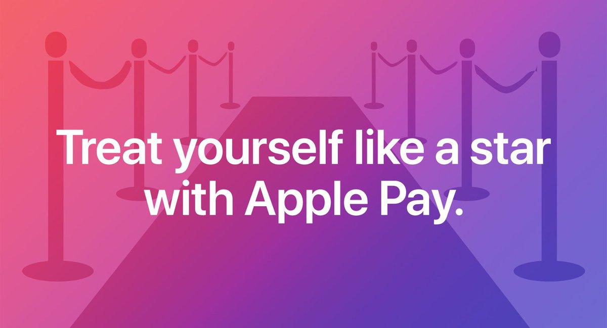 Latest #ApplePay Promo Save $5 Off on Purchase of 2 Movie Tickets Through Fandango https://t.co/zO4uejC4Yv