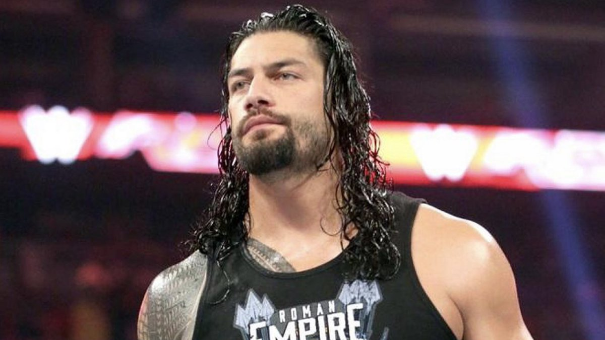 BIG NEWS! Roman Reigns will return Monday night on #RAW to address his health. Fingers crossed he's kicking Leukemia's ass! Will be good to see the Big Dog back on TV  <br>http://pic.twitter.com/a6abfXRVGe