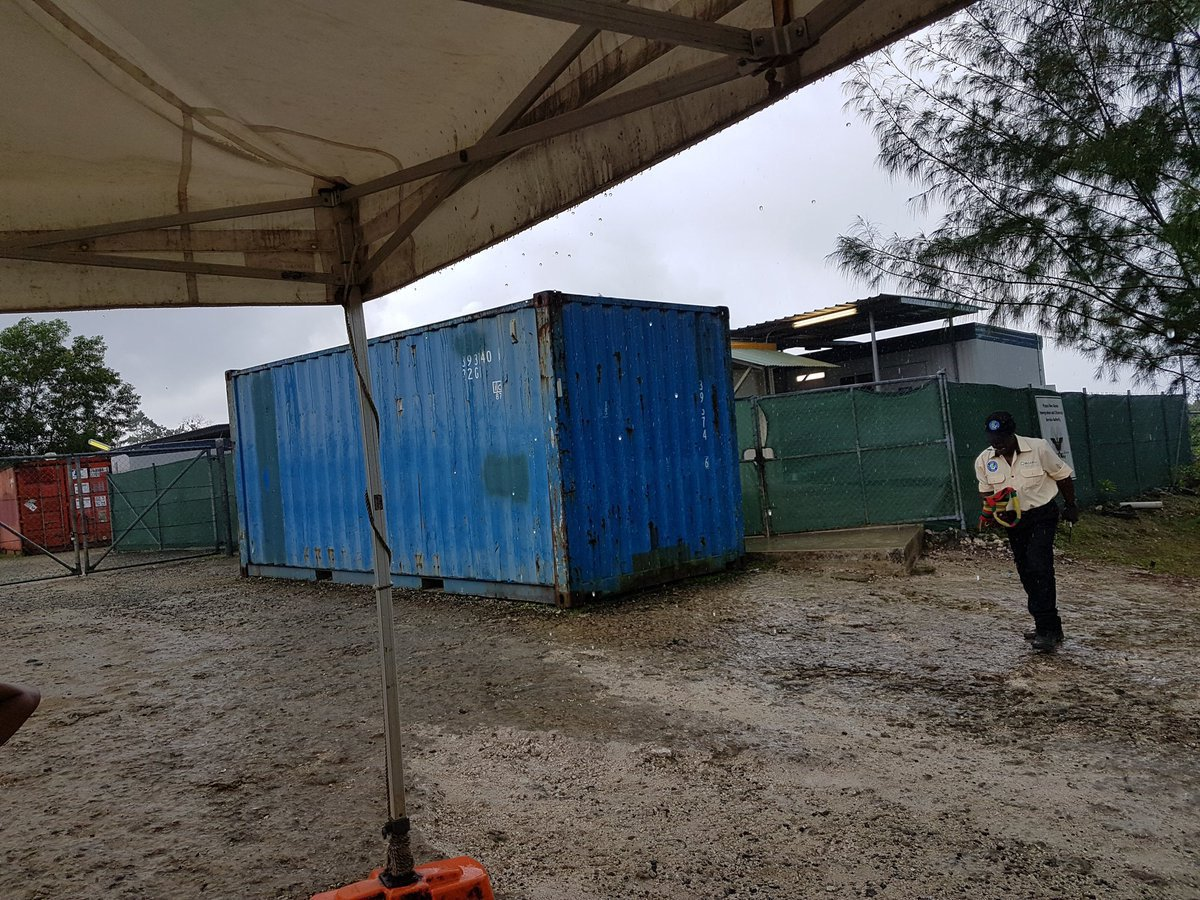 From Paladin&#39;s beach shack on Kangaroo Island to a shipping container on #Manus  This is the Pacific International Hospital&#39;s clinic on Manus Island that the Australian Govt is paying $21.5million for, for &#39;Comprehensive Health Services&#39;  #PIH #PaladinAffair #Manus #auspol <br>http://pic.twitter.com/BVeYcDEXlj