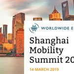 Join us in Shanghai on 14 March for our upcoming Mobility Summit. Come together in one of the world's most important commercial and financial hubs to exchange challenges, ideas and solutions with other business leaders and change makers. Register today: https://t.co/5oAE41FuRG