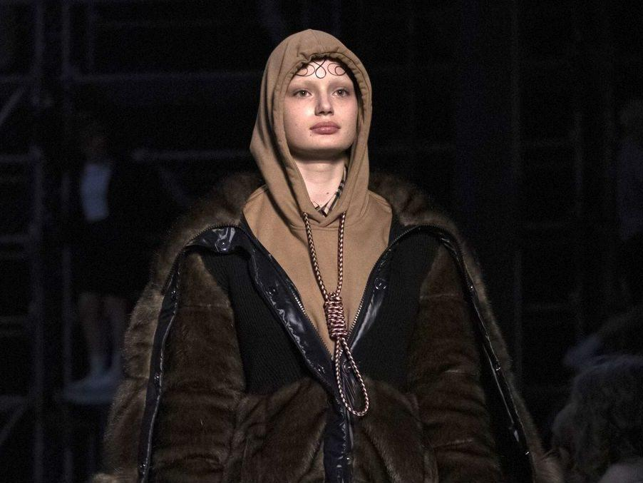 d437f913d6f suicide is not fashion model slams burberry for creating noose hoodie.