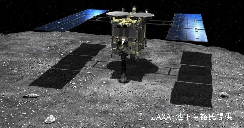 探査機「はやぶさ2」が地球から約3億km離れた小惑星「りゅうぐう」への着陸に成功したとJAXAが発表。地表で岩石を取って数秒後に離れたもよう。極めて高い精度の着陸をなし遂げ、日本の技術力を証明しました。  https://t.co/ir9y5rRnwT