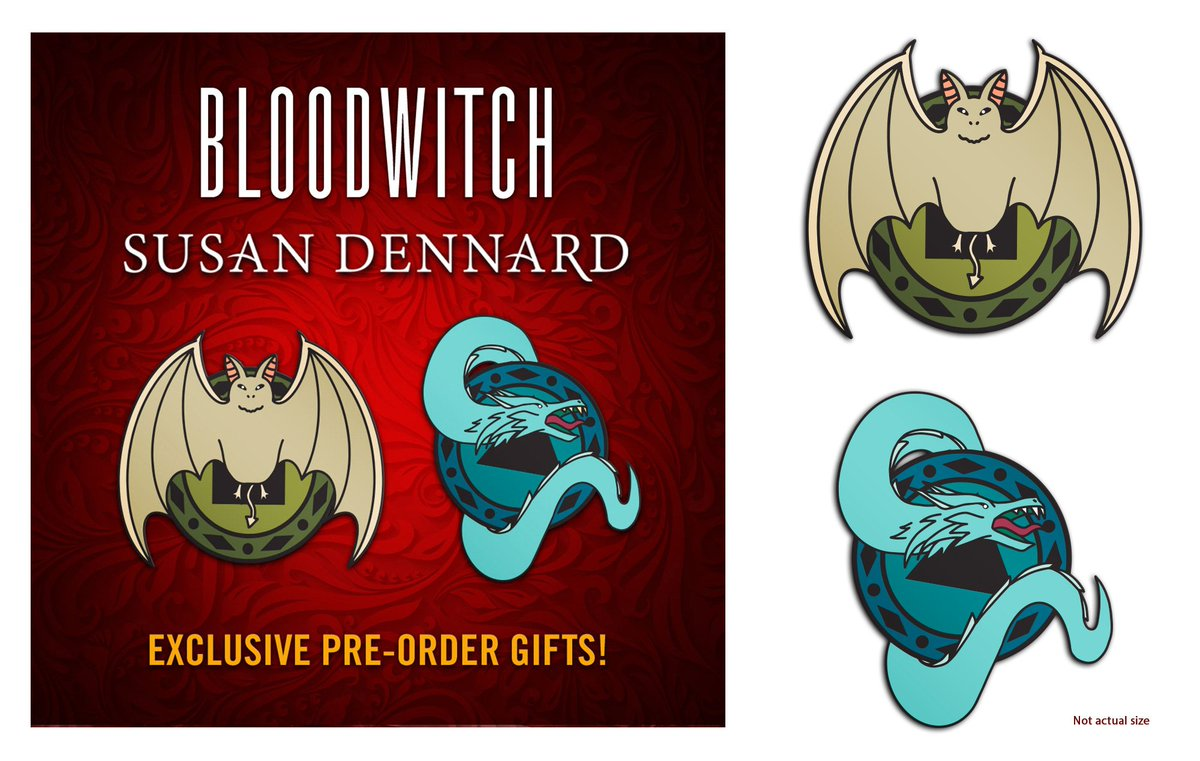 #Bloodwitch is coming out on Feb 12th, and let me tell you that it&#39;s the best date ever! In my country, we celebrate the National Youth Day and it&#39;s basically a day of celebration for young people!  Remember you can preorder it and get these beauties!   https://www. amazon.com/dp/0765379325? tag=macmillan-20 &nbsp; … <br>http://pic.twitter.com/3j4kdULxt6