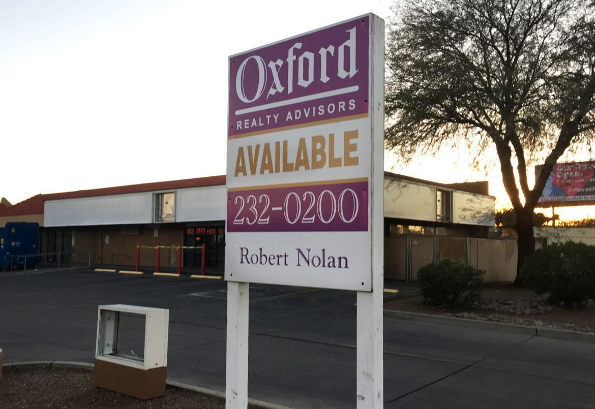 Steller column: Notorious Tucson intersection loses another retail anchor https://t.co/yA5tLOYGN5