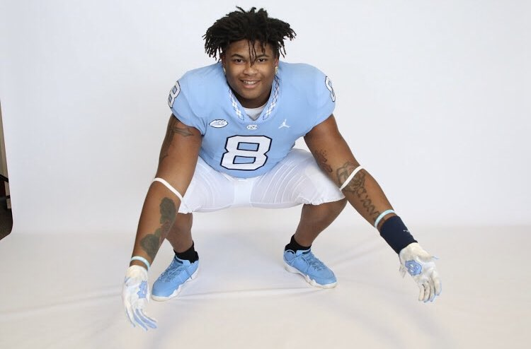RT @gmurfo1: Had a great time at UNC Chapel Hill #TarHeelNation @TarHeelFootball @CoachMackBrown @PaytonPage55 https://t.co/1FDpBHdrob
