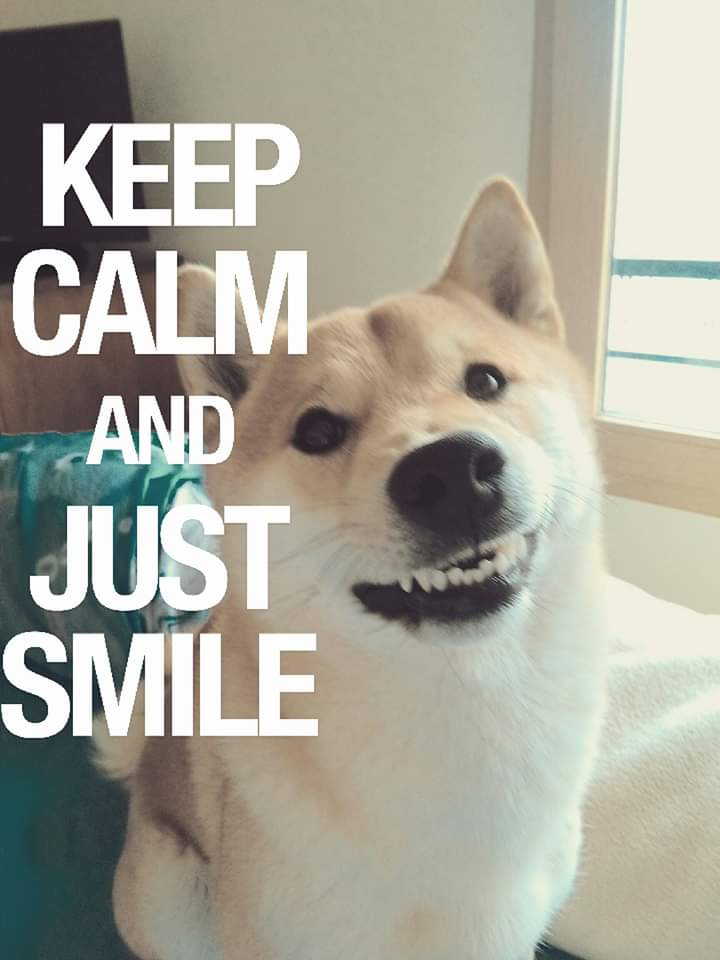 Yes...my baby boy sure can make us smile! <3