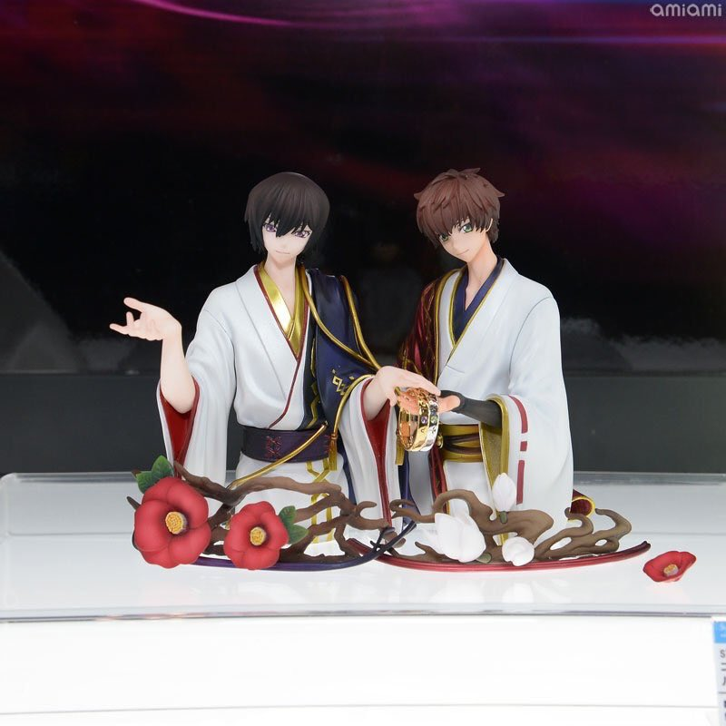 """""""Lelouch and Suzaku couldn't get any gayer""""  FREEing: """"Oh yeah?""""  #wf2019w <br>http://pic.twitter.com/Lj7vzESP91"""