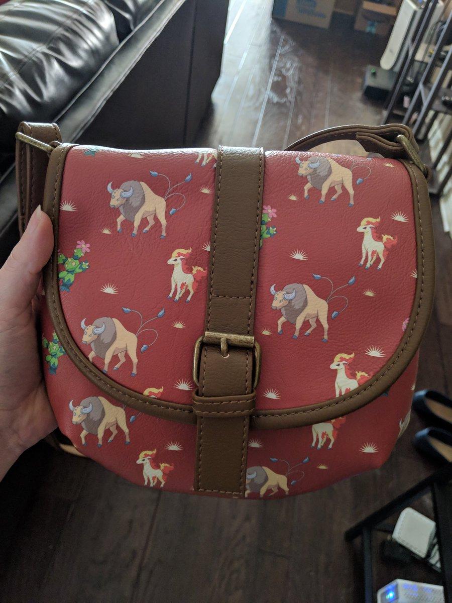 e3c0fd3be90 My husband got me this  Loungefly Pokémon purse for my birthday 😍
