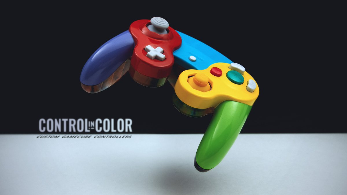 Control In Color Controlincolor Twitter All products from custom gamecube controller category are shipped worldwide with no additional fees. control in color controlincolor