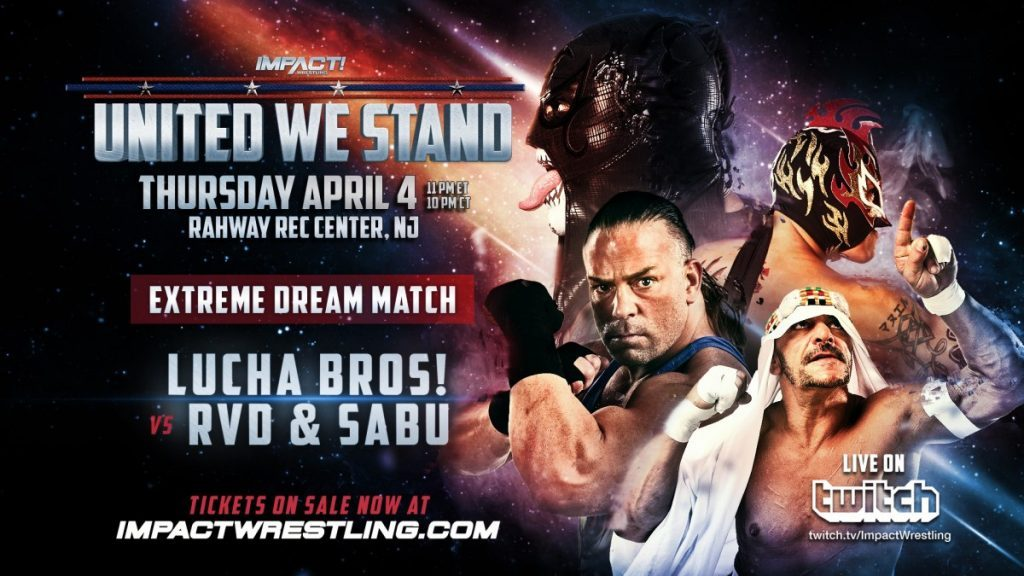 Monster's Ball Announced For Impact's United We Stand Event