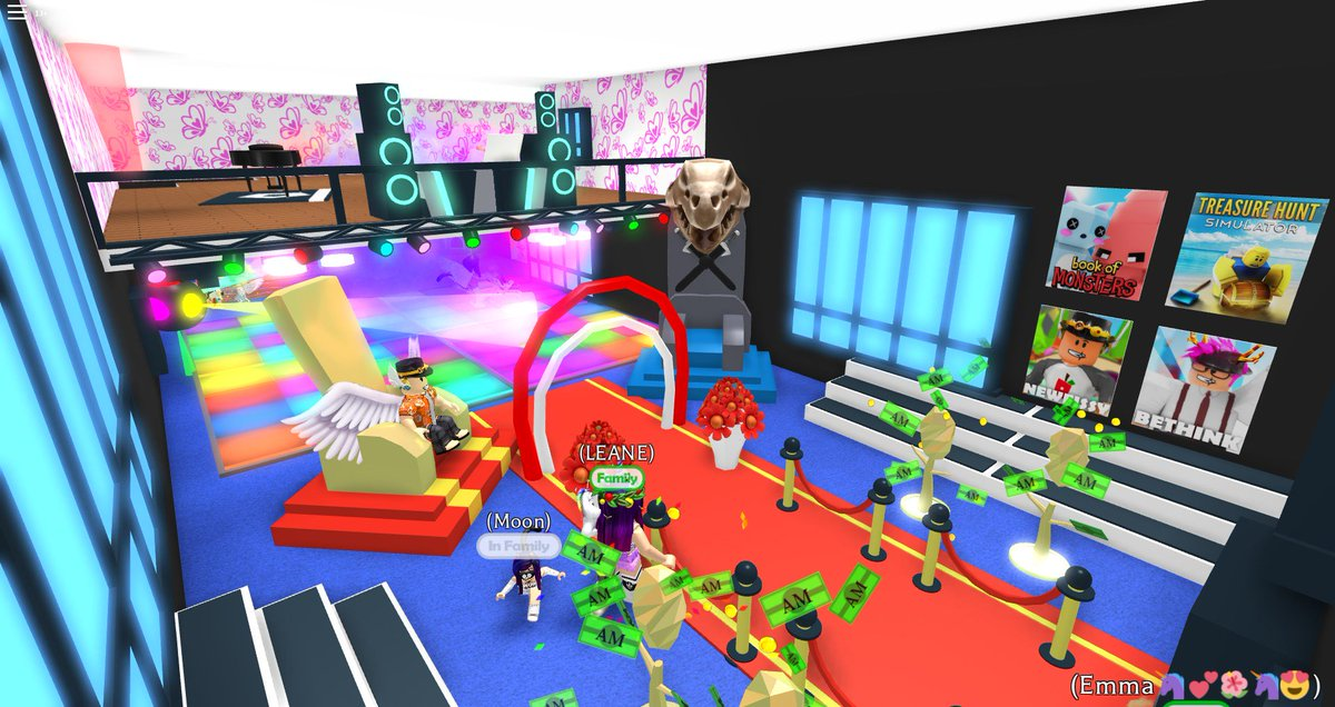 Fissy On Twitter Making Major Upgrades To My Party House What