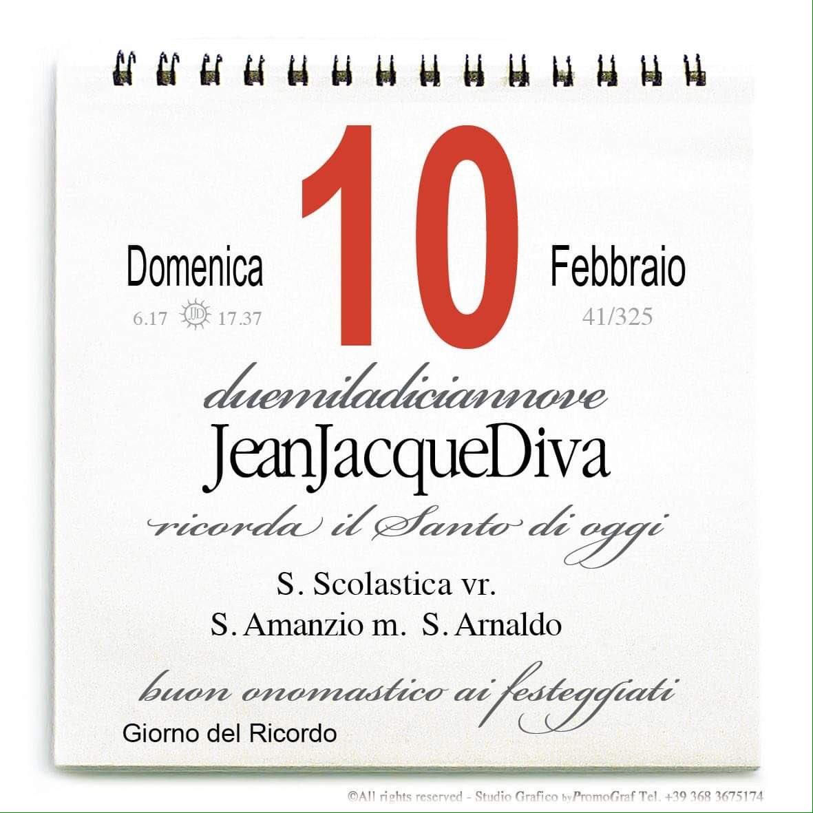 Onomastici Calendario.10ebruar Hashtag On Twitter