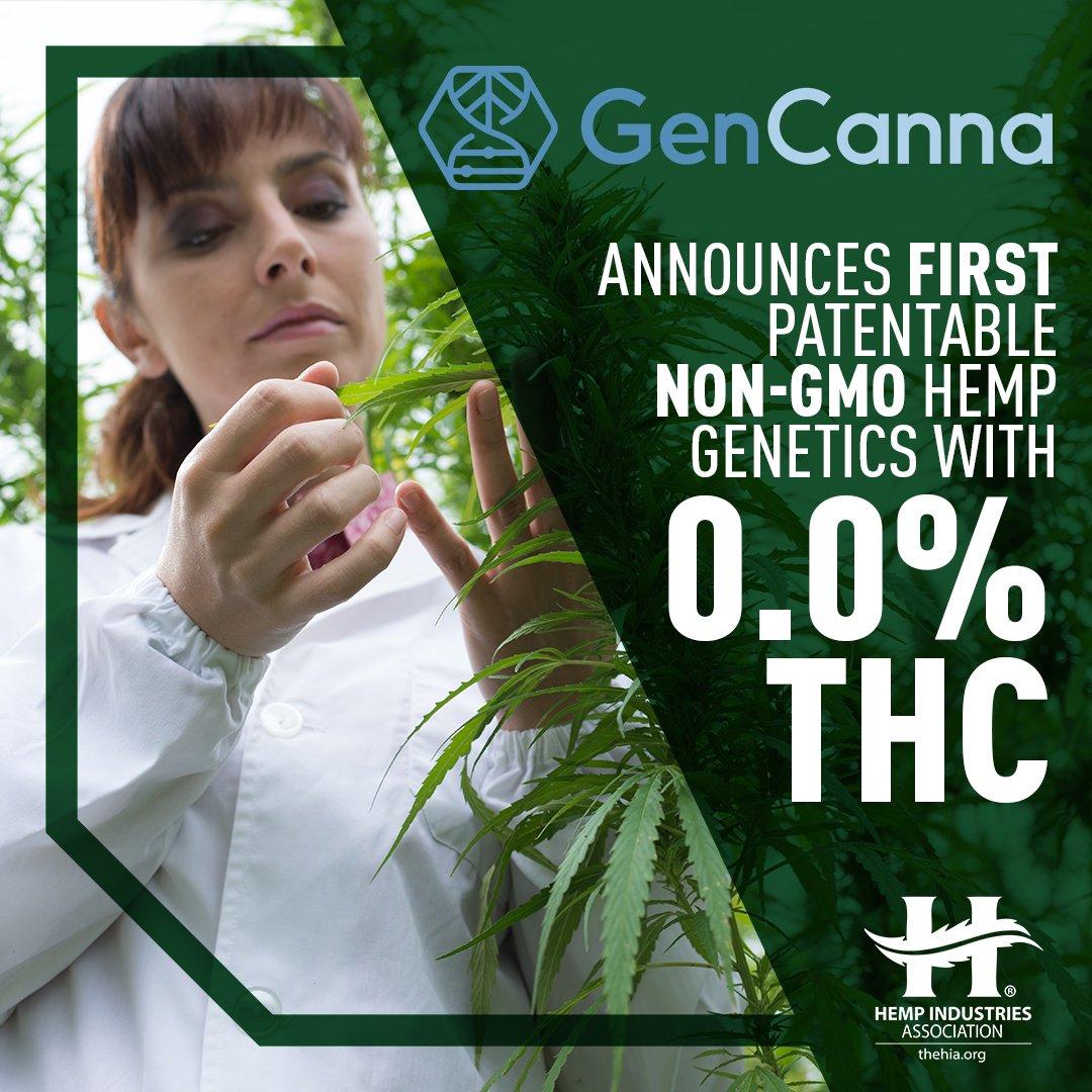 GenCanna and the University of Kentucky have developed hemp