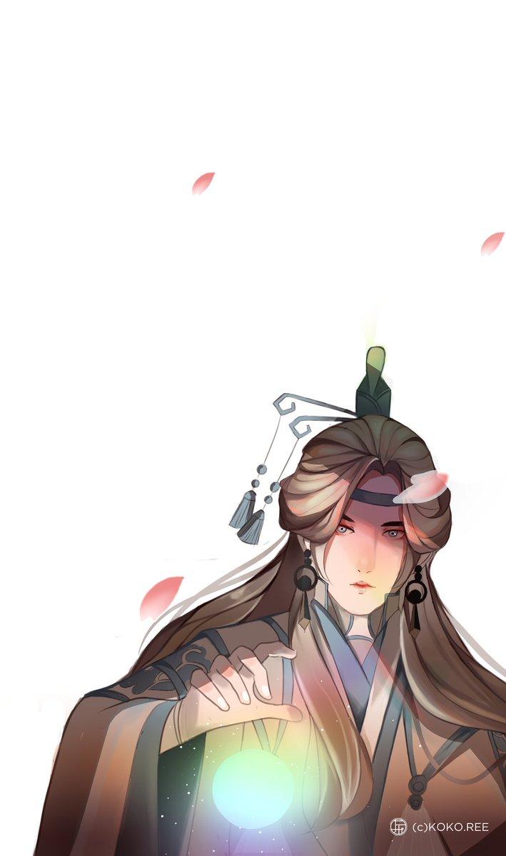 Koko On Twitter Human Bichen Wallpaper Beautiful Mo Dao Zu Shi