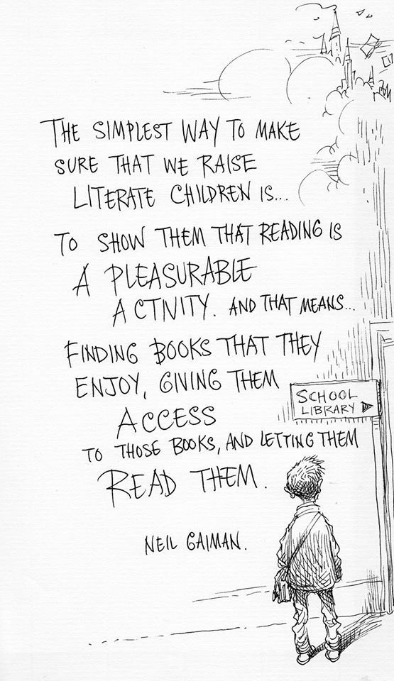 I will never tire of this quote. It holds so much truth. 💖 What are you doing to show your students the JOY of reading? Share your ideas!