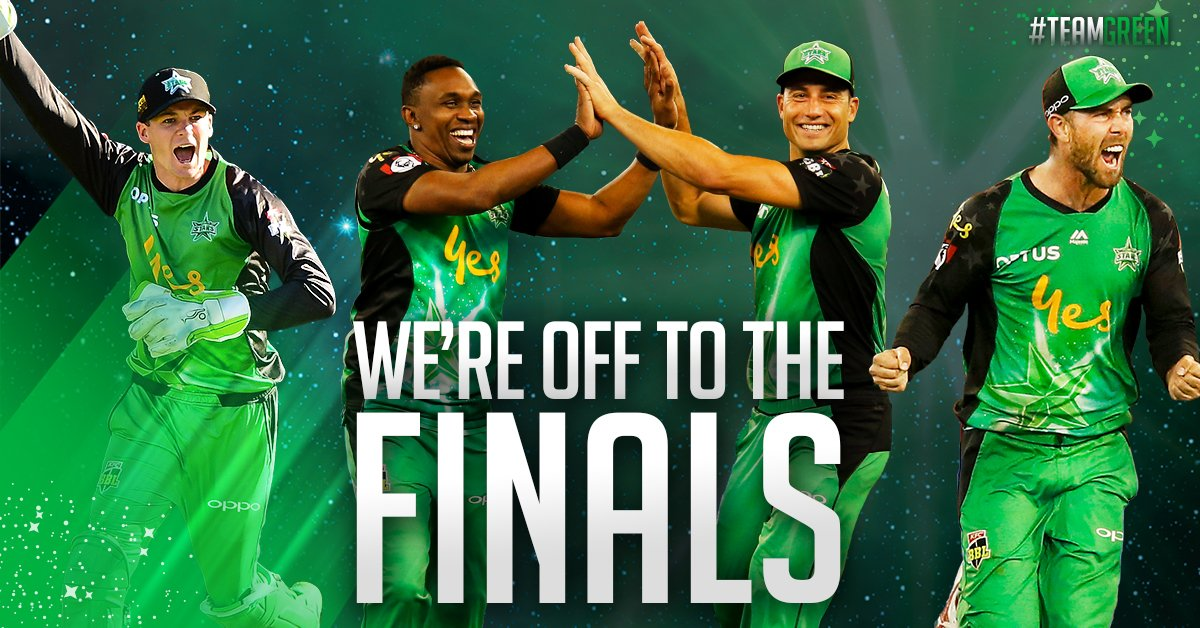 YEAH WE ARE! #TeamGreen