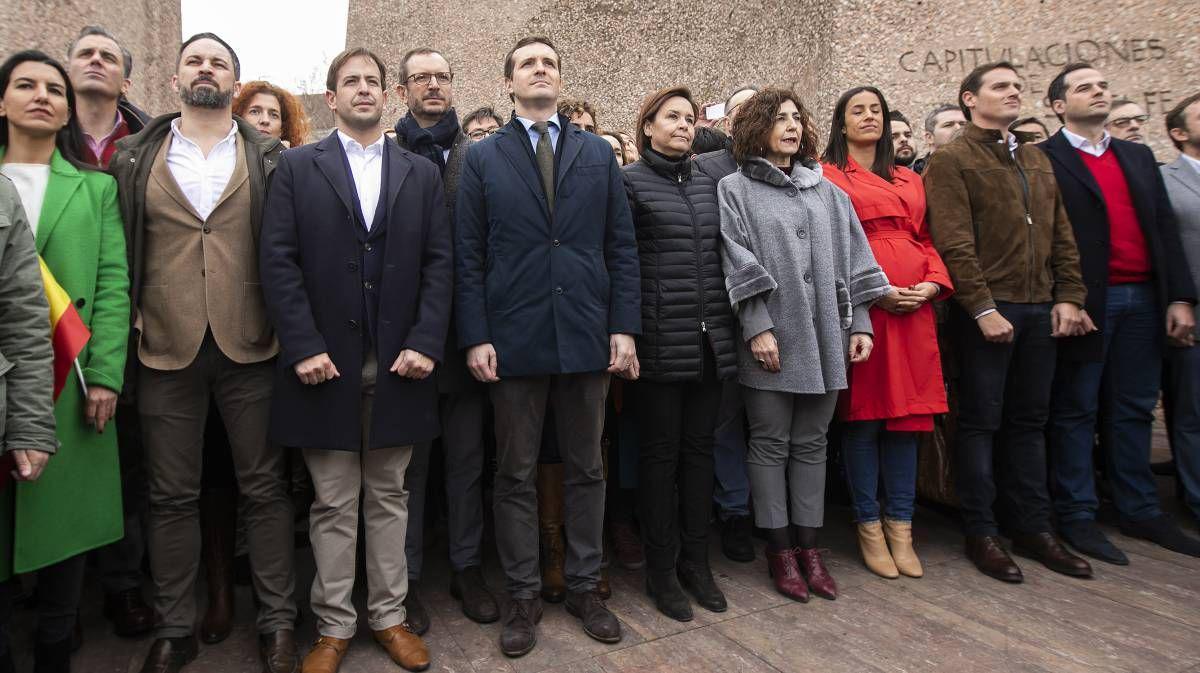 Giuseppe Quaresima's photo on ciudadanos con vox