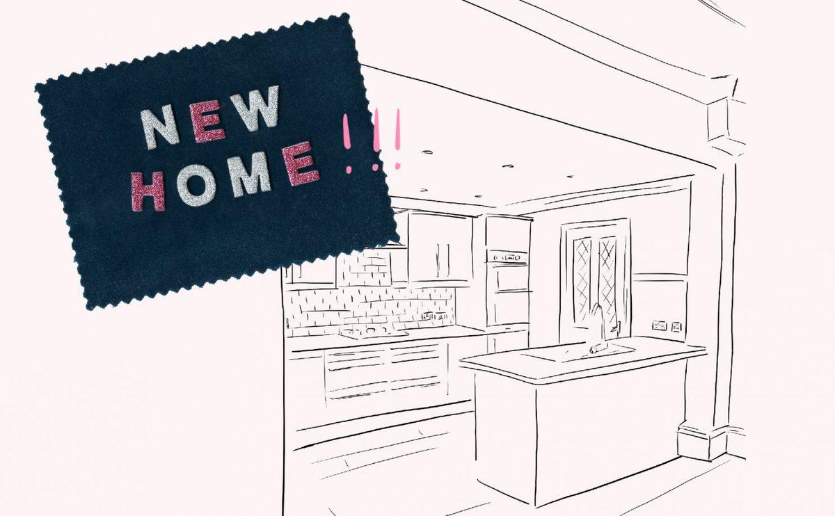 New Post: We've Bought A House! ✨✨ https://t.co/955iDFyBz4 https://t.co/oTNrHUc3St