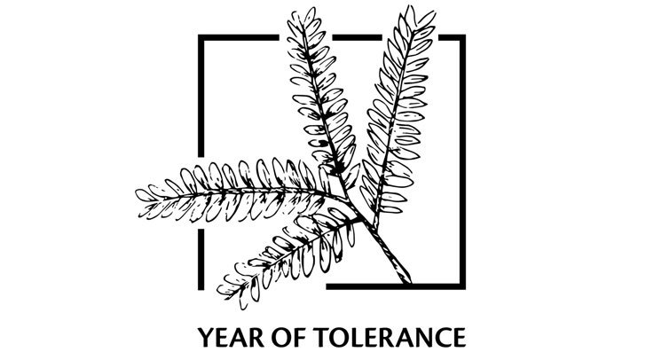 test Twitter Media - A special logo for the 'Year of Tolerance' has been released by the UAE government. #myDubai #UAE #tolerance #peace #respect #yearoftolerance #2019 https://t.co/udnI5UVmQo