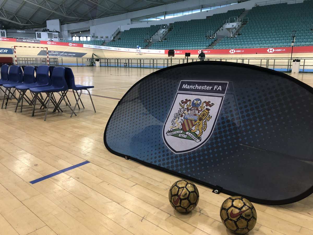 Welcome to our Futsal Community Day. We will be here live to bring you all the action across our social media channels! 🙌⚽️ #FutsalFeb