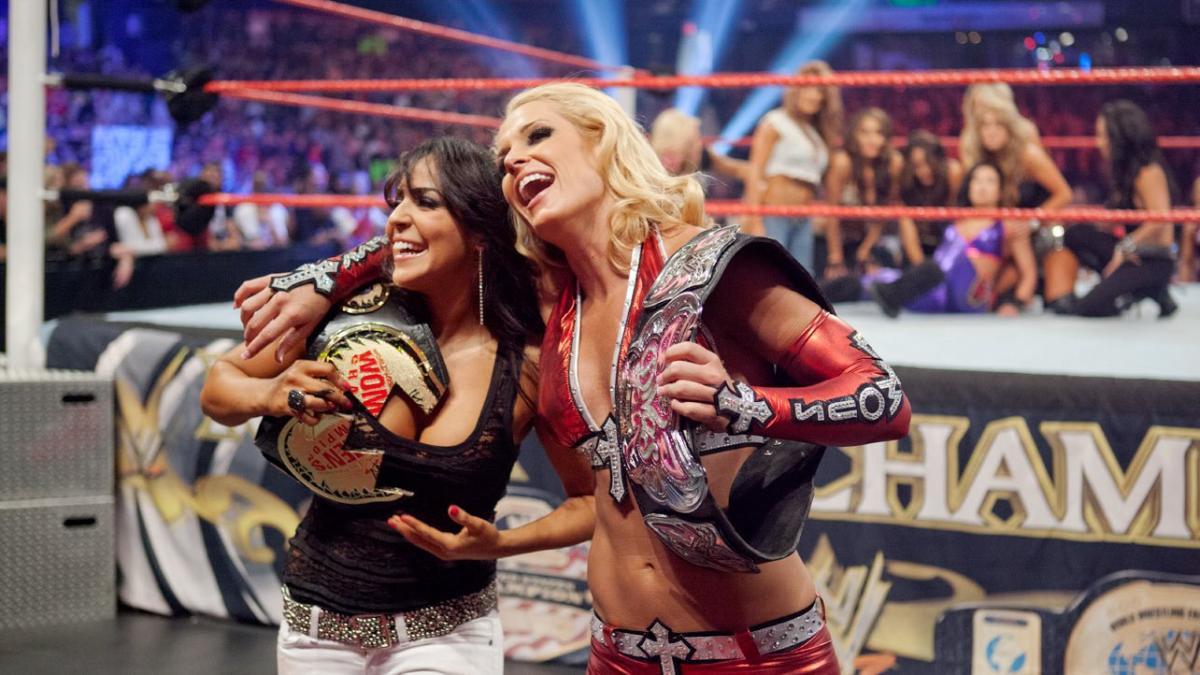 Wrestlenewzcom On Twitter Wnz 23 Female Tag Teams Stables