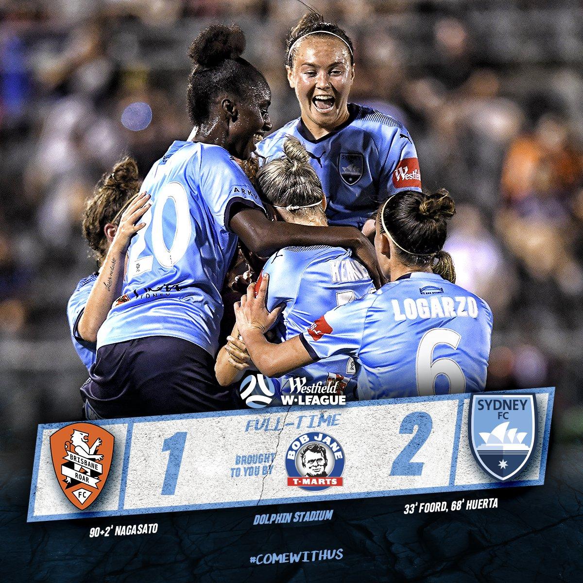 Sydney FC's photo on #brivsyd