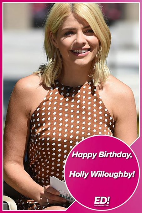 New post (Happy 38th Birthday Holly Willoughby!) has been published on Fsbuq -