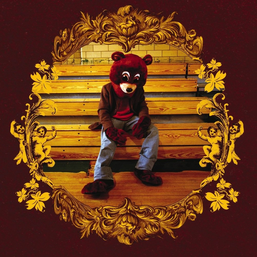 Kanye West's debut album The College Dropout was released 15 years ago today �� https://t.co/IKjoDYtada