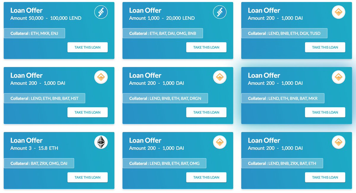 One Click Loan >> Stani Kulechov On Twitter Borrow Dai Eth And Lend With One