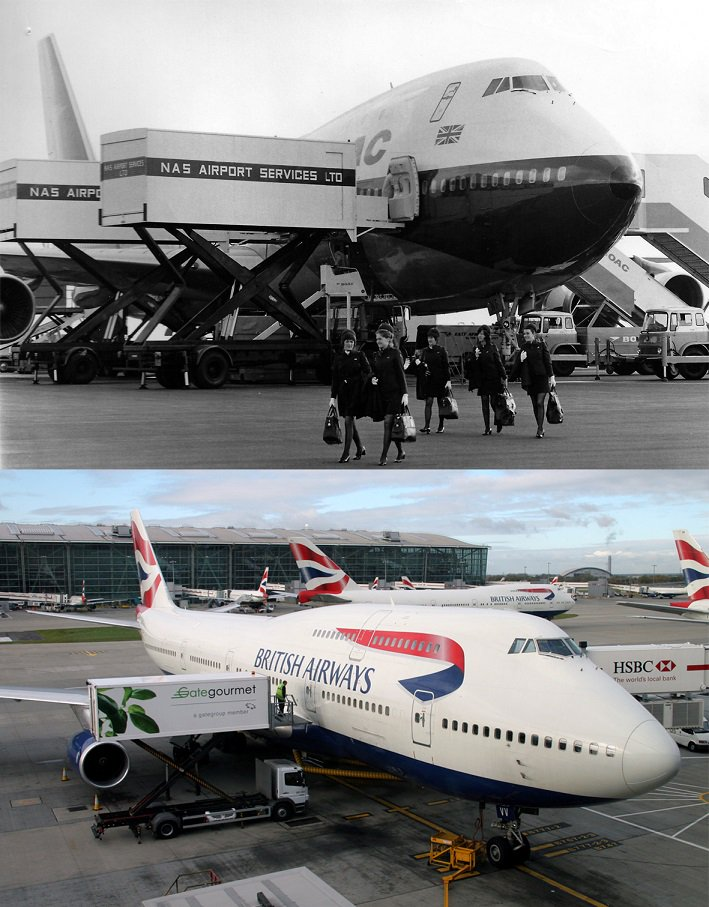 Boeing: twitter post about the 747 from @MaxK_J