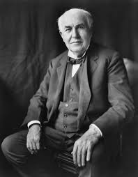 Today In History's photo on #edison